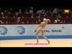 Yana Kudryavtseva (World Champion 2013) - ball 2013 Music: Notturno - Chopin