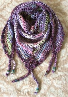 Road Trip Scarf on Pinterest Infinity Scarfs, Shawl and ...