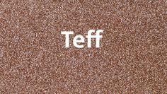 """La guía más completa sobre el Teff, un cereal sin gluten considerado un """"superalimento"""". Descubre sus propiedades, las mejores recetas..."""