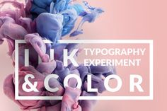 Ink & Typography by @Graphicsauthor