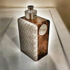 Honeycomb mod 18650