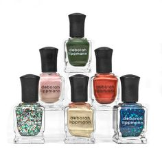 Polishes perfect for every occasion!