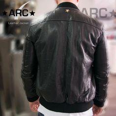 Arc Leather Jacket ⭐️  ADV KokoDesign