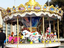 carousels,merry go round horses,carousel for sale,carousel rides for sale - China Manufacturer Modern®