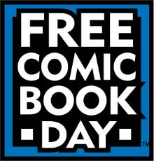 Free Comic Book Day on May 5th