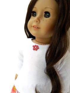 American Girl Doll Clothes Pajamas by 18Boutique on Etsy