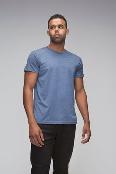 Sustainably produced ethical basics for men. Great fit, great colours. No sweatshops here!