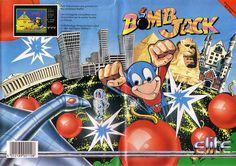 Bomb Jack - Commodore C64