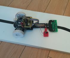 Hey! In this Instructable you will learn how to make a line follower robot, made to follow a race track as fast as possible. This type of robot is very popular and...