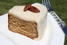 Brown Sugar Pound Cake!
