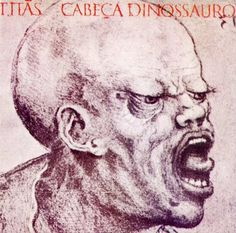 Cabeça Dinossauro is the third studio album by Brazilian rock band Titãs. It was released in June 1986.The album's front and back covers were taken from sketches by Leonardo da Vinci.