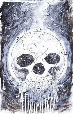 Wasteland (Oni Press), Issue 58, Page Cover