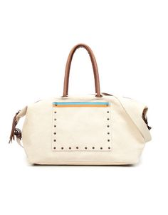 FABRIC HANDBAG - Travel - ZARA United States $89.99
