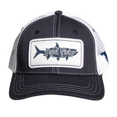 ec8f165e38079 Reel Fishy has a wide variety of Structured  amp  Unstructured trucker hats  with cotton twill