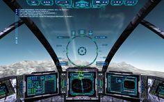 fighter cockpit concept - Google Search