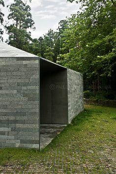 Building In Lagoa das Furnas / Aires Mateus