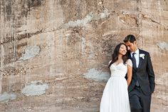 Gorgeous couple at their South Asian wedding with photos by Joy Marie Photography  | junebugweddings.com