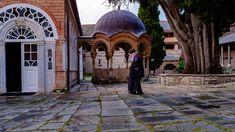 Great Lavra Monastery Moutn Athos Macedonia Greece