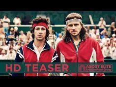 Borg/McEnroe (2017) - Teaser - Shia LaBeouf, Tuva Novotny | Športové | Trailery