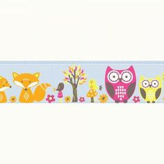 Papel pintado 941133 de la colección Esprit Kids 3 de AS Creation