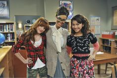 """""""Parent Trap It Up,"""" Rocky and CeCe find a ring in CeCe's father's coat. They think he is going to re-propose to CeCe's mom and get help the school's librarian, Miss Burke, to come up with the perfect proposal. Also in the episode, Ty and Deuce go on a double date and Matthew Glave guest stars as CeCe's dad."""