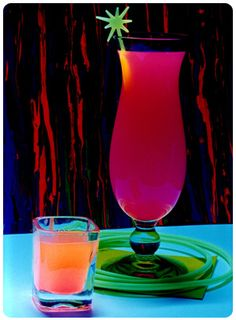 These were great!!! Recipes for all the traditional Mardi Gras drinks at this website!!    http://www.mardigrasday.com/mardigras/drink.php