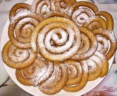 Churros, Baking Recipes, Cake Recipes, Good Foods To Eat, High Tea, Donuts, Tapas, Bakery, Pie