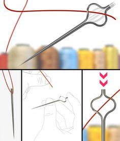 Innovative Sewing Needle