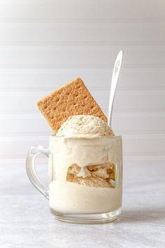 graham cracker ice cream