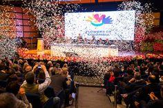 """""""Flores de Colombia"""", la nueva identidad en los mercados internacionales"""