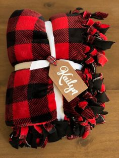 Your place to buy and sell all things handmade Diy Christmas Blankets, Christmas Ties, No Sew Fleece Blanket, No Sew Blankets, Fleece Crafts, Diy Crafts, Homemade Blankets, Barbie Barbie, Barbie Clothes