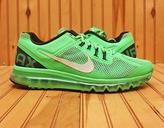 nike air max 2013 mens volt size 12