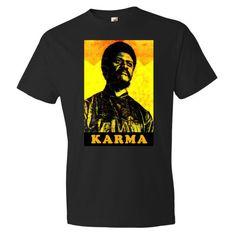 Pharoah Sanders - Karma Jazz - Short sleeve t-shirt