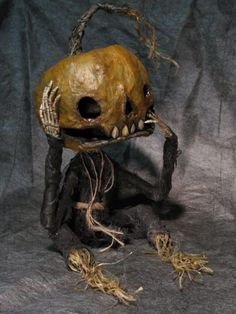 pumpkin head from Shadow Farm