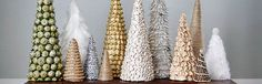32 Homemade Christmas Decorations--Looks good...but inexpensive and easy to put together. Great combo.