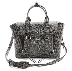 For the popular 3.1 Phillip Lim Pashli Tote, the new medium size is just right - PurseBlog