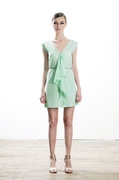 Mint dress, me spring / summer 2013  79€