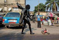Bildergebnis für The Sapeurs in the Congo