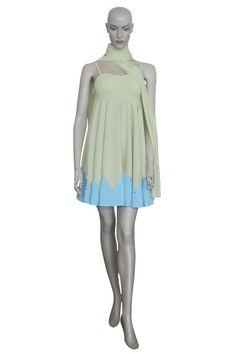 Macross Frontier Ranka Lee Dress Cosplay Costume