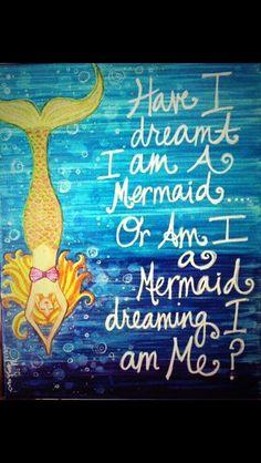 Mermaid quote