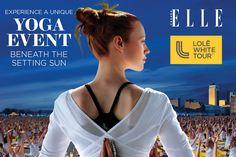 Elle Canada  ElleCanada.com: Win Lole White Tour Tickets & Gift Cards