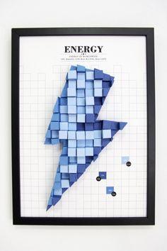 pattern ENERGY 1