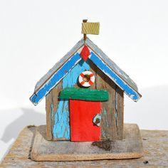 Driftwood Beach Hut No. 1 - CoastalHome.co.uk: Driftwood