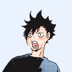 ↳ Kuroo + light blue