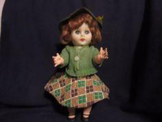 "Vintage 10"" hard plastic toddler walker doll R&R? | Dolls & Bears, Dolls, By Material | eBay!"