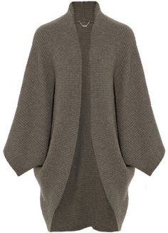 ShopStyle: The Row Libby cashmere cocoon cardigan