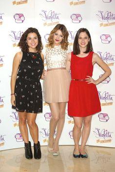 Alba, Martina en Lodovica