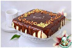 Эклерный торт-десерт - кулинарный рецепт