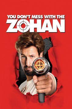 You Don't Mess With the Zohan is een super film met commedie. Deze film heb is laatst gezien met me zusje.