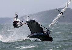 Yacht Racing Image of the Year 2011 by Thierry Martinez ღ